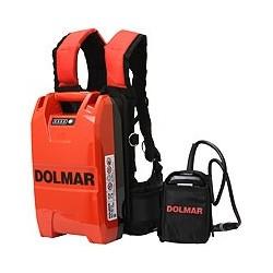 Batterie dorsale